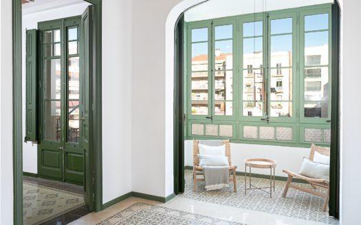 modernist apartment sale Sagrada Familia
